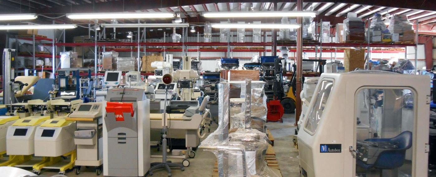 Buy - Sell Used & Surplus Medical Equipment